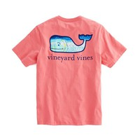 Scale Whale Pocket T-Shirt
