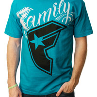 Famous Stars And Straps Men's Big Wildcat Graphic T-Shirt