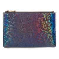 Medium Hologram Clutch