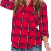 SWELL LUMBER JACK FLANNEL