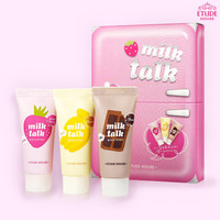 [Etude House] Milk Talk Body Wash Set (3 pcs) Trial Sample Size 20ml x 3