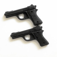 Gun Soap -  Set of 2