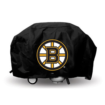 Boston Bruins NHL Economy Barbeque Grill Cover