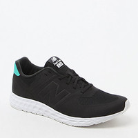 New Balance 574 Fresh Foam Black & Green Shoes at PacSun.com