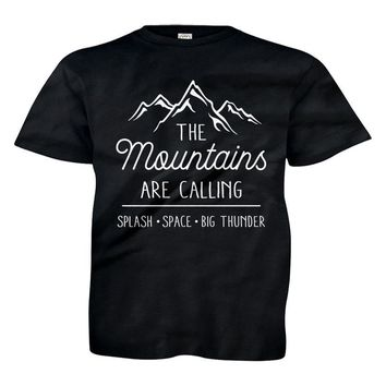 The Mountains Are Calling - Splash, Space, & Big Thunder - Kids