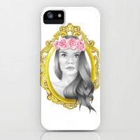 Princess Piper iPhone & iPod Case by Nestor