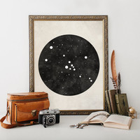 Taurus Art, Taurus Constellation, Zodiac Art, Zodiac Constellation
