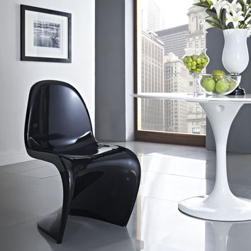 Verner Panton S Style Dining Chair