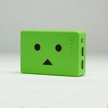 Robot Head Portable Charger - Flowers Series | Firebox.com - Shop for the Unusual