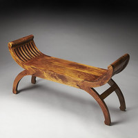 Butler Specialty Romulus Solid Wood Bench - 3385290