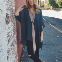 Gimme The Skinny Scarf -Taupe