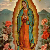 Our Lady of Guadalupe Poster 11x17