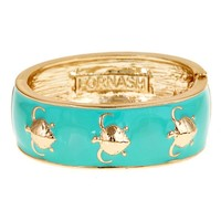 Fornash Cast Away Turtle Bangle