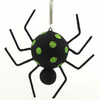 Halloween Spotted Spider Ornament Halloween Ornament