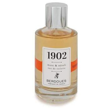 1902 Musc & Neroli by Berdoues Eau De Toilette Spray (Tester) 3.38 oz (Women)