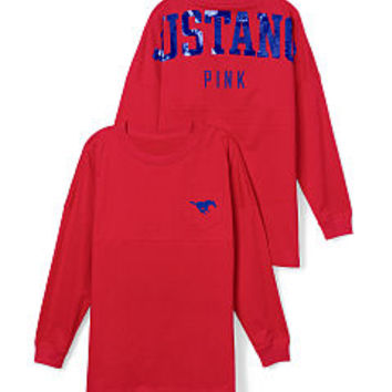 SMU Hoodies, Tanks & Crews - PINK College Apparel