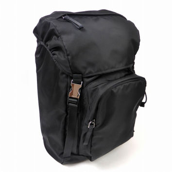 small prada nylon backpack