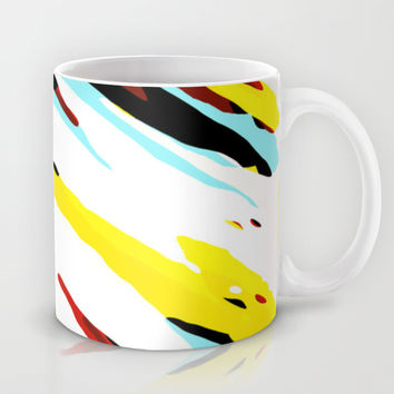 Trippy Panda 8 Mug by HappyMelvin Graphicus