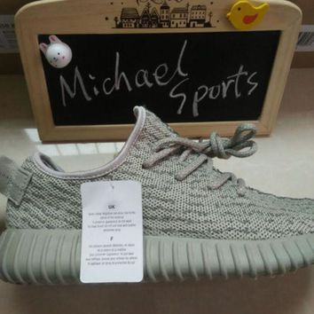 PEAP7 Adidas Yeezy 350 boost oxford tan moonrock pirate black Kanye West turtle dove grey sneakers