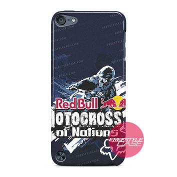 Red Bull Motocross Of Nations iPod Case Cover