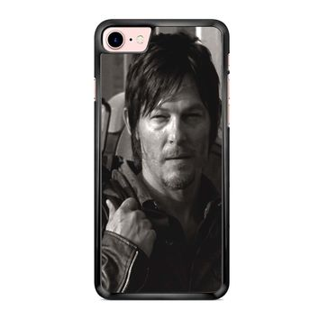 The Walking Dead Daryl Dixon iPhone 7 Case