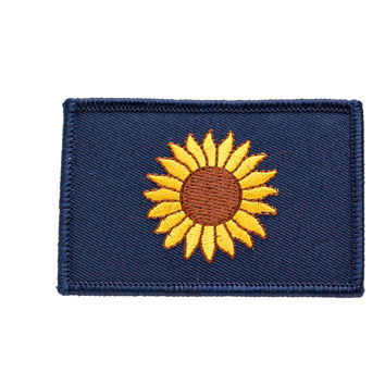Kansas Flag Patch
