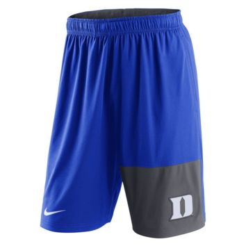 Men's Nike Royal Duke Blue Devils Dri-FIT Fly Shorts