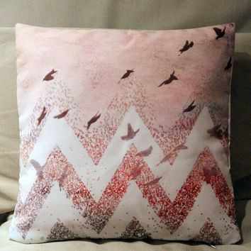 """Throw Pillow Cover """"Dreaming"""""""