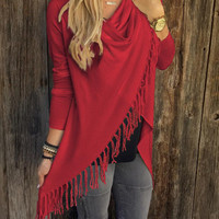 As Your Way Tassel Tops