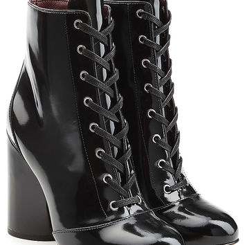 Marc Jacobs - Patent Leather Ankle Boots
