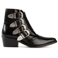 Women - Toga Pulla Ankle Cowboy Boot - Bernard Boutique