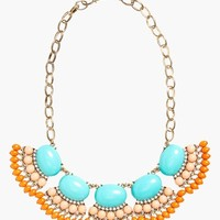 Junior Women's BP. Beaded Statement Necklace