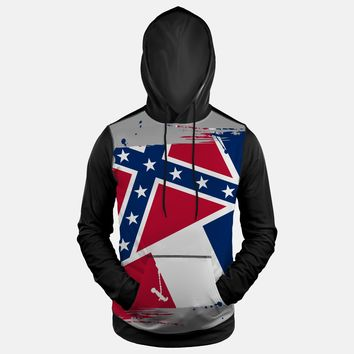Mississippi State Flag Hoodie (Ships in 2 Weeks)