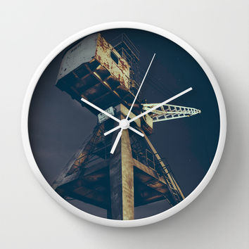 Meet Wolff Wall Clock by HappyMelvin