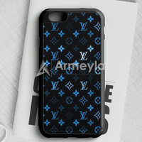 Louis Vuitton Blue Pattern iPhone 6 Plus | 6S Plus Case | armeyla.com