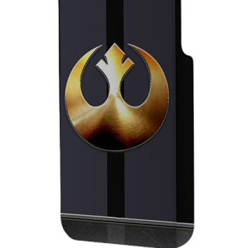 Best 3D Full Wrap Phone Case - Hard (PC) Cover with Rebel Alliances Design