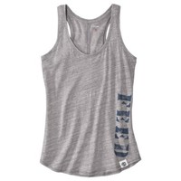 FEED for Target® Women's Racerback Tank Top -Gray