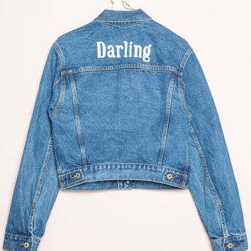 JACKSON DARLING DENIM JACKET