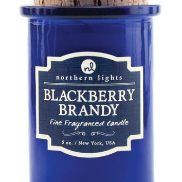 Blackberry Brandy Spirit Candle