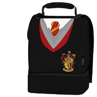 Harry Potter Dual Compartment Lunch Kit - with Cape
