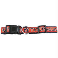 Auburn Tigers Collar Medium