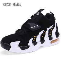 Sports Shoes 2017 Sneakers men shoes Lovers Size 35-44 Running shoes for men air Brand Wedge Trainers Jogging Walking nx140