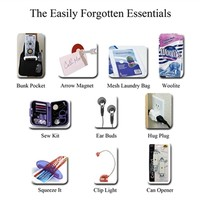 The Easily Forgotten Essentials - College Gift Pack