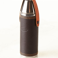 Hunting Flask With Two Cups - Neiman Marcus