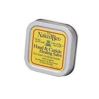 Orange Blossom Hand & Cuticle Healing Salve, 1.5 oz.