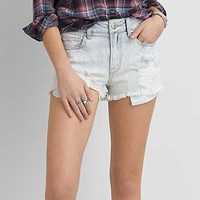 AEO Hi-Rise Shortie, Beautiful Bleach Out