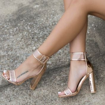 Women Sandals 10cm Heels Shoes Sexy Transparent Clear Sandalias Mujer For Ladies Pumps 40C0724