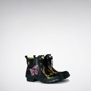 Women's RHS Short Rain Boots | Hunter Boot Ltd