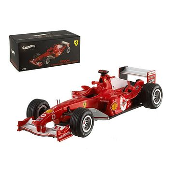 Ferrari F2004 Michael Schumacher Germany GP 2004 Elite 1:43 Diecast