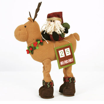 Reindeer Doll Christmas Decoration Christmas Tree Hanging